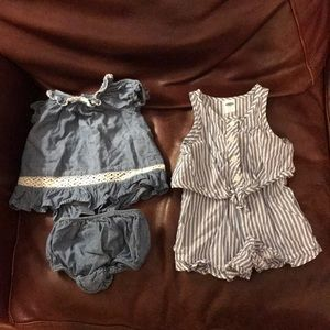 Other - Romper and Dress bundle